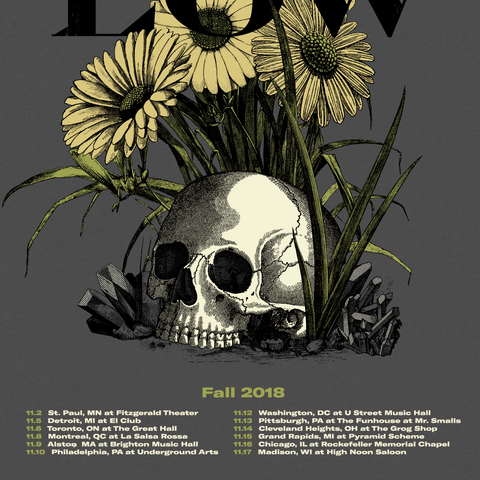 PREORDER: US Tour Poster