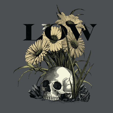Skull Sunflower Tee