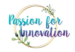 Passion for innovation graphic