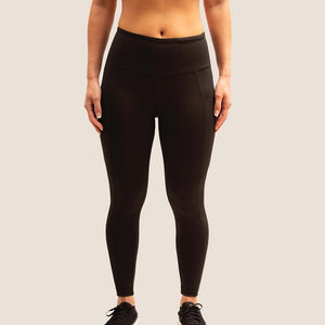 Black Flow 2 Freedom Exhale full length period proof legging