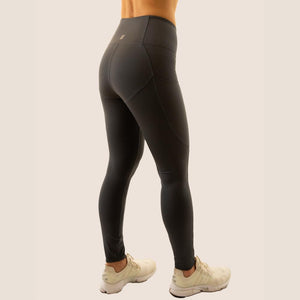 Charcoal grey Flow 2 Freedom Exhale full length period proof legging