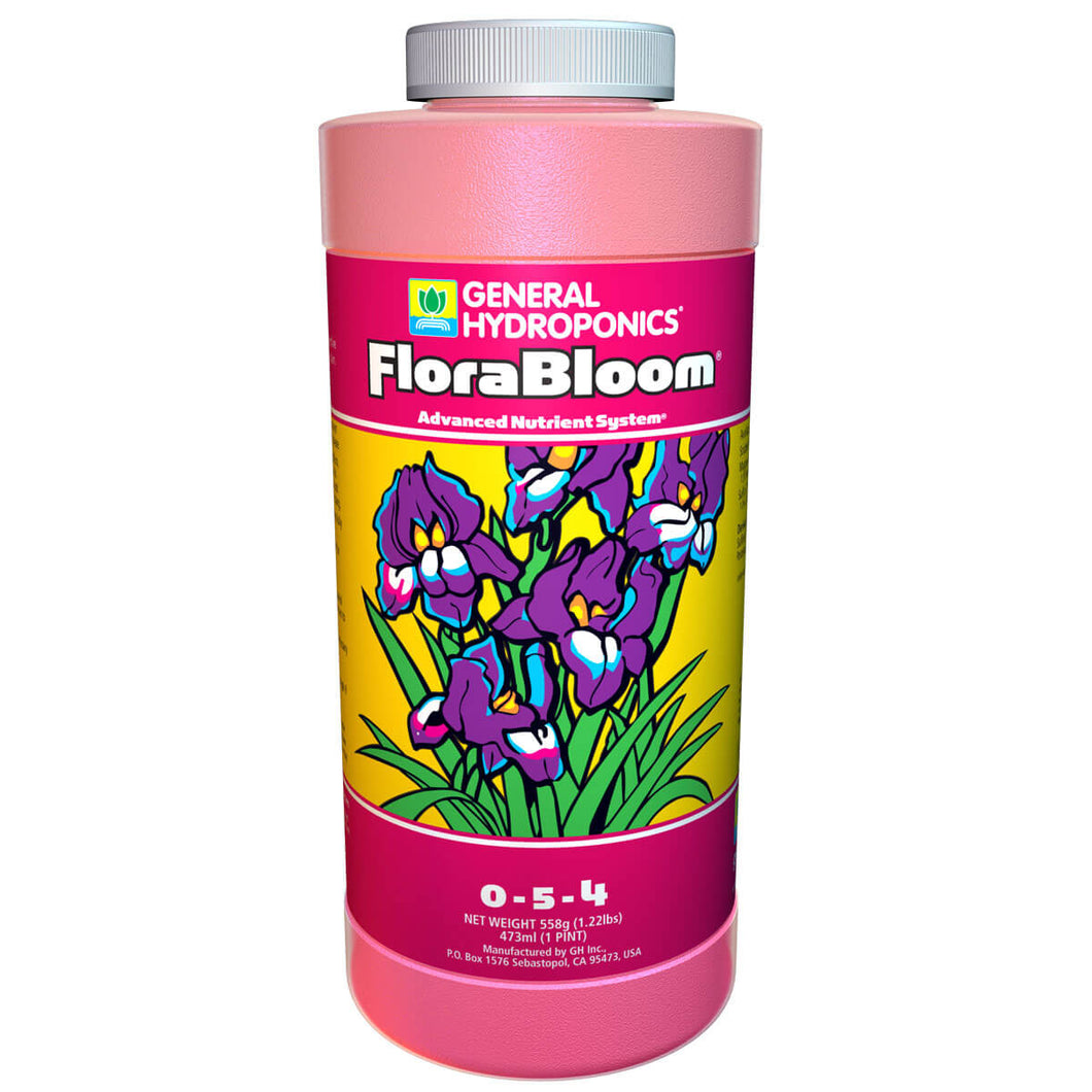 GH Flora Bloom Quart - Quality-Grow-Hydroponics