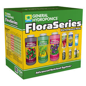 General Hydroponics® Flora Series® Performance Pack - Quality-Grow-Hydroponics