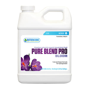 Botanicare® Pure Blend® Pro Bloom Formula 2 - 2 - 5 - Quality-Grow-Hydroponics