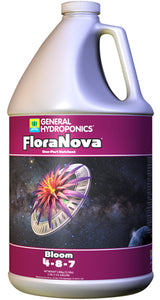 GH FloraNova Bloom Gallon  - Quality-Grow-Hydroponics
