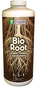 General Hydroponics® BioRoot® 0 - 1 - 1 Quart - Quality-Grow-Hydroponics