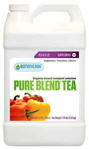 Botanicare® Pure Blend® Tea 0.5 - 0.5 - 1 - Quality-Grow-Hydroponics