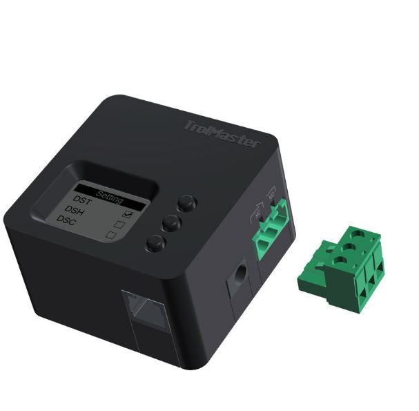 TrolMaster Hydro-X Dry Contact Station Single Pack with Cable Set DSD-1 - Quality-Grow-Hydroponics