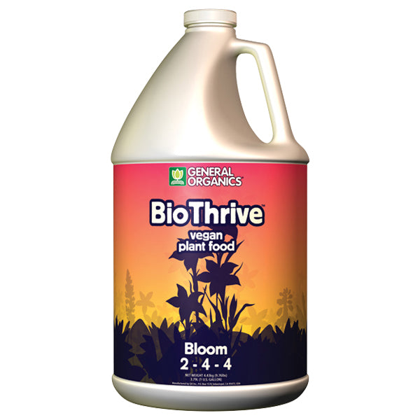 General Hydroponics® BioThrive® Bloom 2 - 4 - 4 Gallon - Quality-Grow-Hydroponics