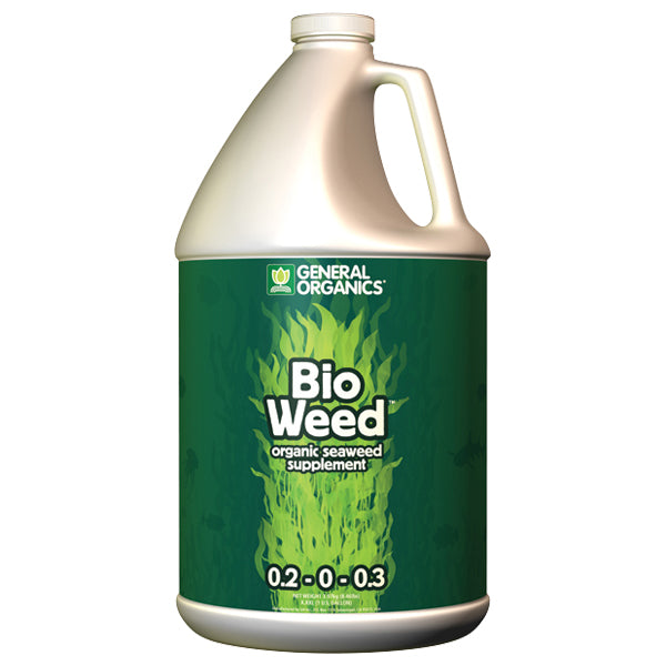GH General Organics BioWeed Gallon - Quality-Grow-Hydroponics