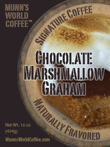 Chocolate Marshmallow Graham