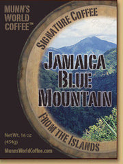 Jamaica Blue Mountain Coffee - 30% blend