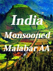 Indian Monsoon Malabar AA