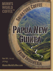 Papua New Guinea Peaberry Coffee