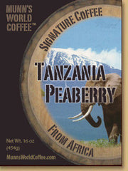 Tanzania Peaberry Signature Coffee