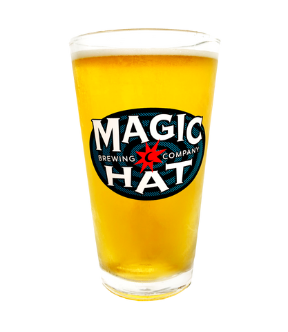 Magic Hat Pint Glass Photo