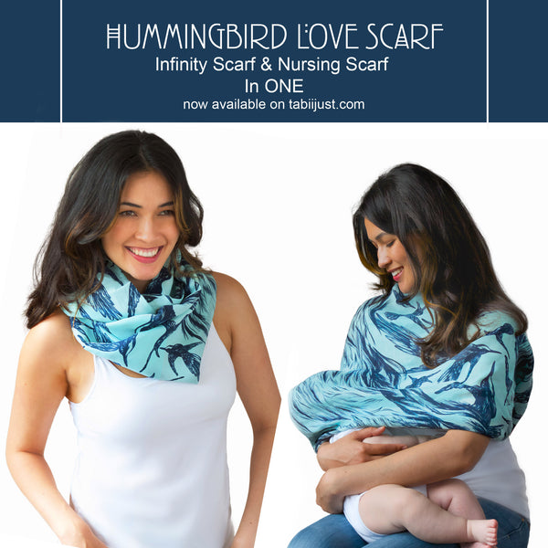 Tobago Scarf Collection Launch!