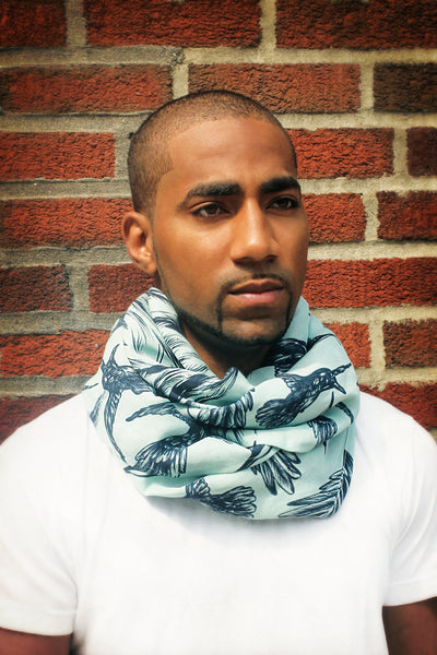 The Tobago Scarf Collection....also for MEN!
