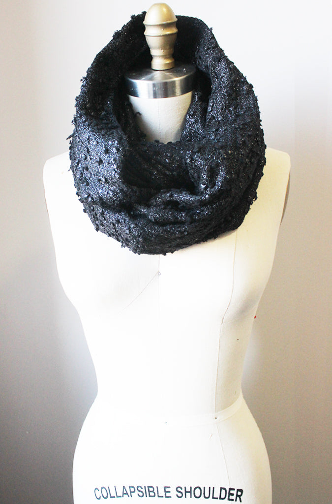 Elegant Ink Scarf - Tabii Just