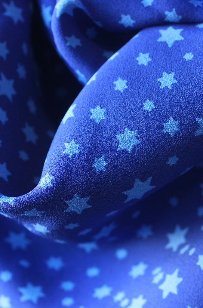 Starry Night Scarf - Tabii Just
