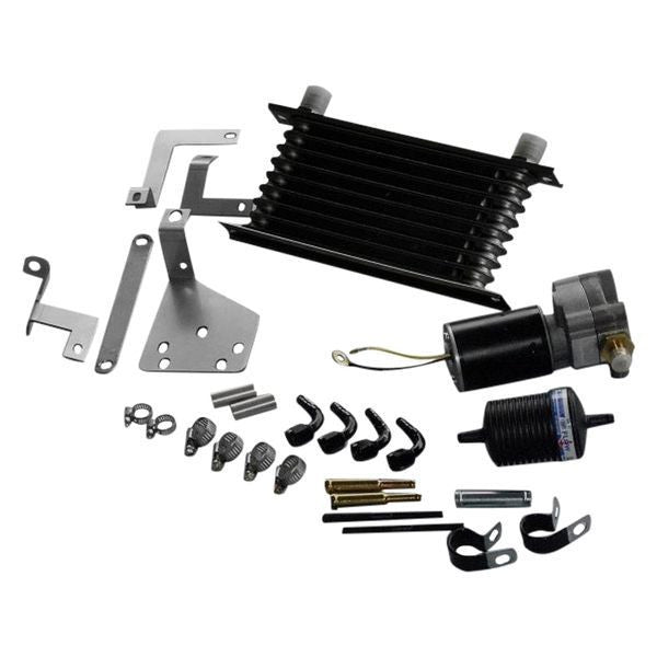 2008-2015 MITSUBISHI LANCER EVOLUTION GSR,EVOLUTION MR,EVOLUTION MR TOURING HKS Oil Cooler Kit - 27002-AM001 -  - 1