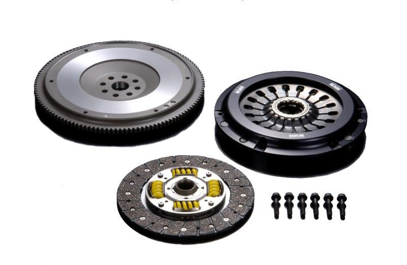 1996-1996 MITSUBISHI LANCER EVOLUTION IV HKS Light Action Clutch Kit - 26011-AM001 -