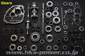 2009-2015 NISSAN GT-R HKS Transmission Gear Kit - 27003-AN014 -