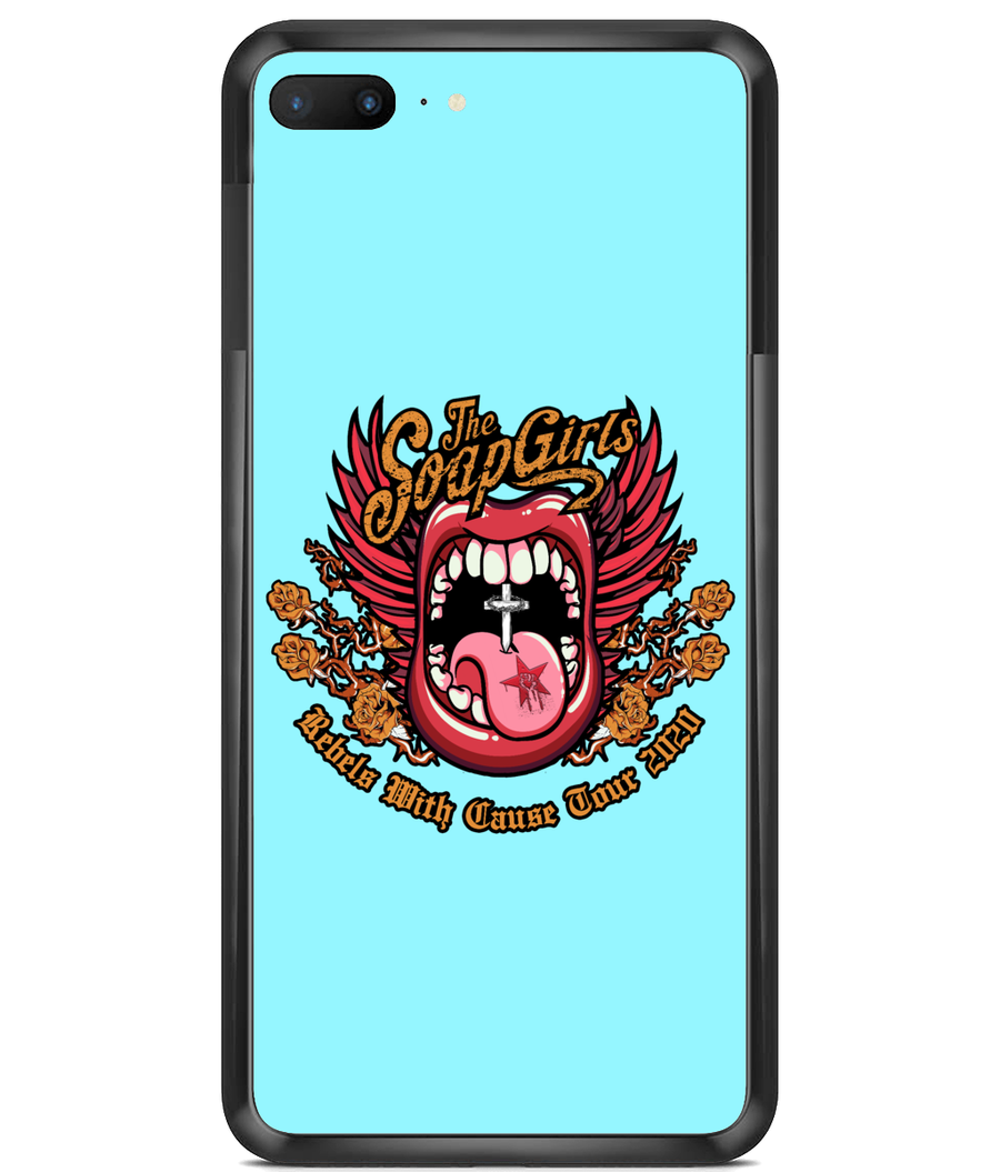 Rebels with Cause Tour 2020 - Premium Protective phone Cases - The SoapGirls