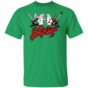 Official Full logo Mens General tee - The SoapGirls