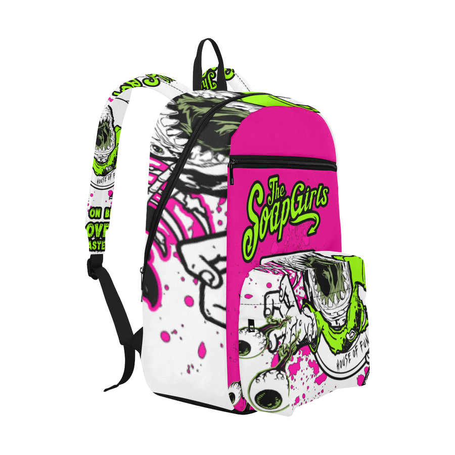 Large Capacity Travel Backpack - The SoapGirls