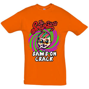 Sams on Crack Everyday Unisex Tee - The SoapGirls