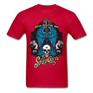 Sugar Gets You High - Mens General Tee - The SoapGirls