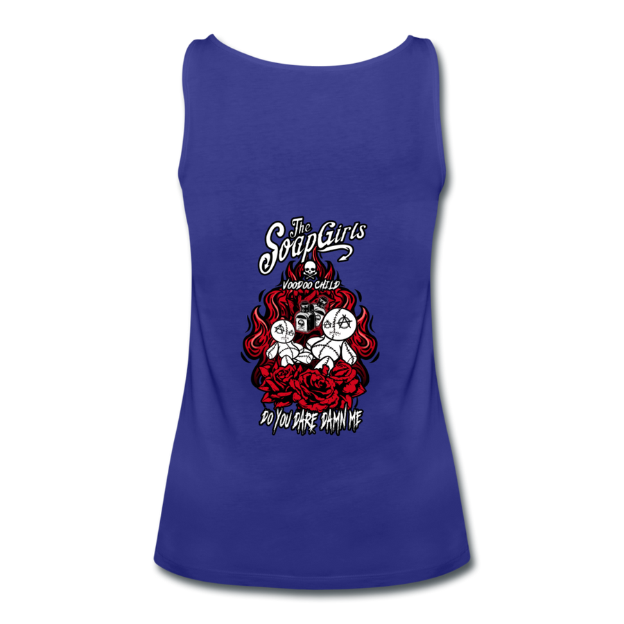 Womens Tank Top - Voodoo Child - The SoapGirls