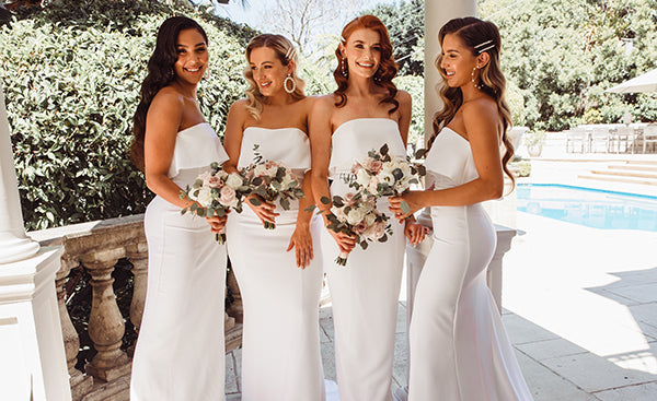 THE BRIDESMAID COLLECTION