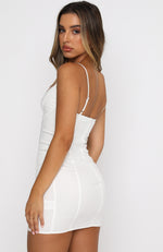 This Moment Mini Dress White