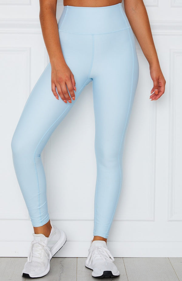 Hailey Leggings Baby Blue