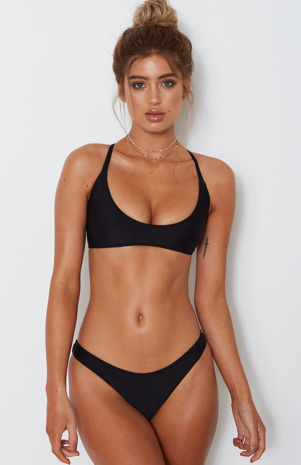 Malia Bottoms Black