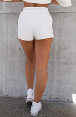 Sweet Nothing Shorts White
