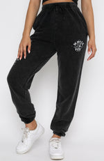 Off The Grid Sweatpants Vintage Black