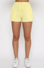 Street Status Shorts Lemon