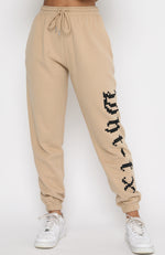 Fast Forward Sweatpants Sand