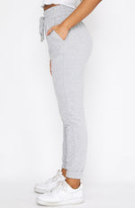 Worlds Apart Lounge Pants Grey Marle