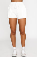Street Status Shorts Off White