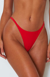 Hollywood Bottoms Red