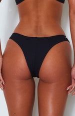 Del Marcos Bottoms Black Rib