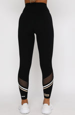 Speed It Up Leggings Black