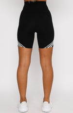 New Heights Bike Shorts Black