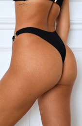 Sugar Crush Bottoms Black