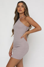 Leaving So Soon Mini Dress Mauve