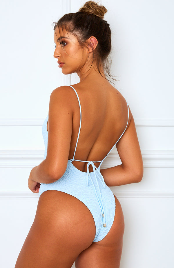 Venus One Piece Baby Blue